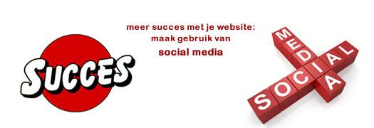 maak een succes van je website