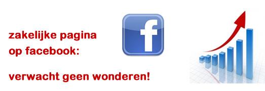 facebook zakelijke pagina