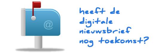 belang van digitale nieuwsbrief